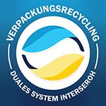Onlinesiegel von Lizenzero für Verpackungsrecycling im Dualen System