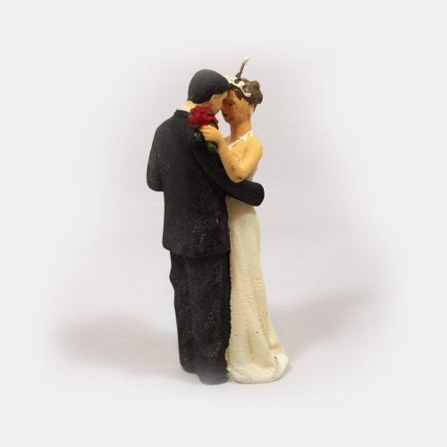 Kerzen-Hochzeitspaar