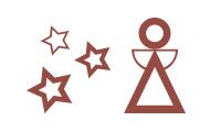 """Icon für Kategorie """"Weihnachtsgeschenke für Frauen - Deko-Objekte und Skulpturen"""""""